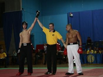 Gala Full-Contact o Puchar Starosty Będzińskiego w Taekwondo, Czeladź, 6 Luty 2011