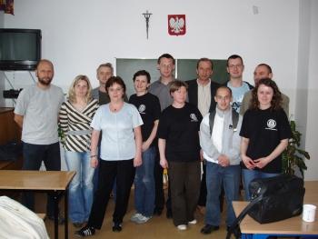 Kurs Sędziowski, Lublin, 2007