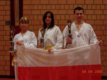 Mistrzostwa Europy Taekwon-do International, Davos, 8 Kwietnia 2006