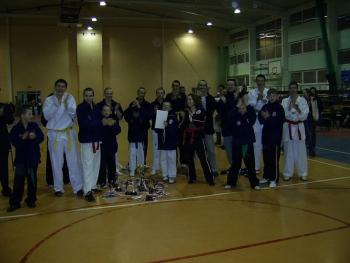 Mistrzostwa i Puchar Polski, Ciepłowody, 17-19 Marca 2006