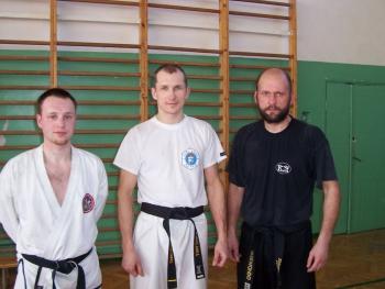 Seminarium Szkoleniowe dla Instruktorów, Piastów, 24-25 Marca 2006