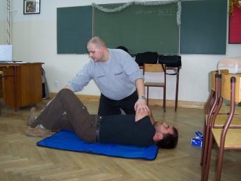 Szkolenia z Walki, Sędziowania i Pierwszej Pomocy - Warszawa, 6-7 Stycznia 2007