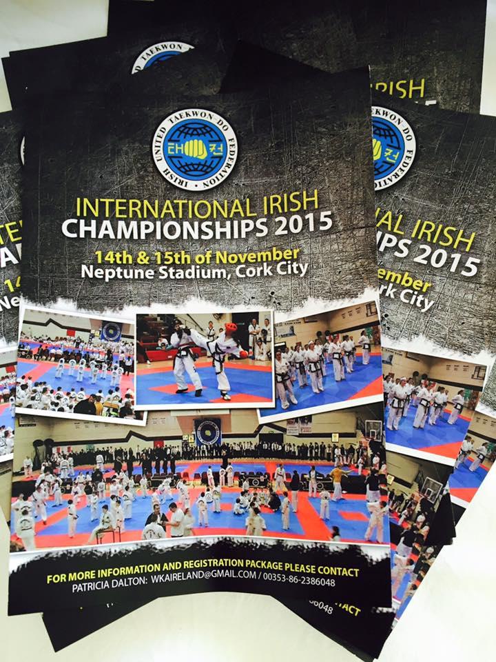 Irishopen 2015