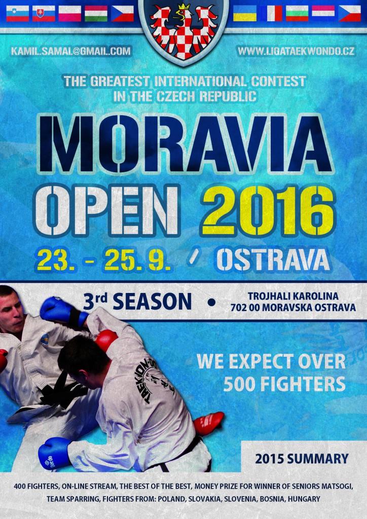 Moravia Open 2016