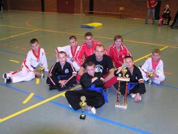 Eurocup, Hamburg, 23-24 Września 2006