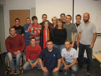 Kurs Instruktora Sportu, Opole, Październik 2007