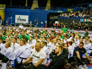 Mistrzostwa Świata Taekwon-do International, Birmingham 20-22.07.2018