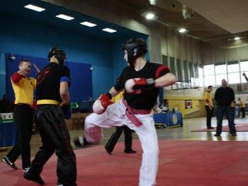 Puchar Śląska i Zagłębia Dąbrowskiego w Taekwondo, Czeladź, 6 Luty 2011