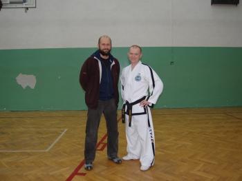 Szkolenia dla Sędziów i Instruktorów, Piastów, 19-20 Stycznia 2008
