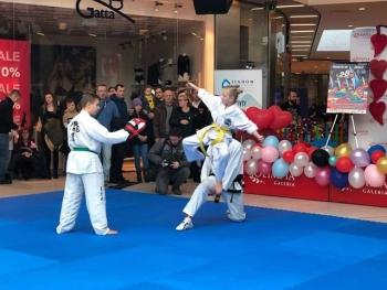 Knock-Out Team Bełchatów podczas WOŚP