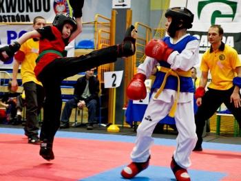 XVIII Mistrzostwa Polski PUT, Ostróda, 12-13 Marzec 2011 - Sobota